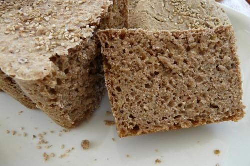 Receta pan de trigo sarraceno, el pan sin gluten