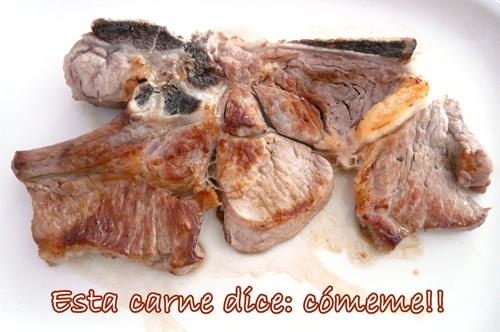 Come carne para estar sano