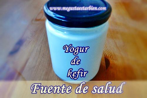 kefir yogur