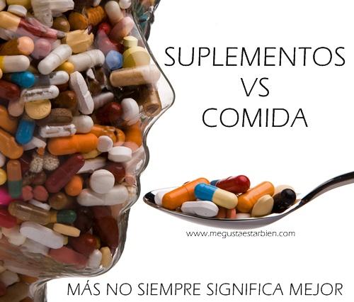 suplementos vs dieta