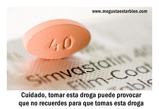 estatinas y memoria