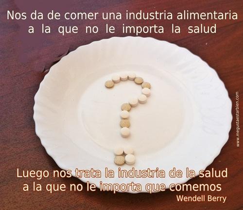 industria alimentaria comida