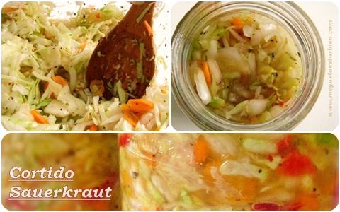 Sauerkraut cortido