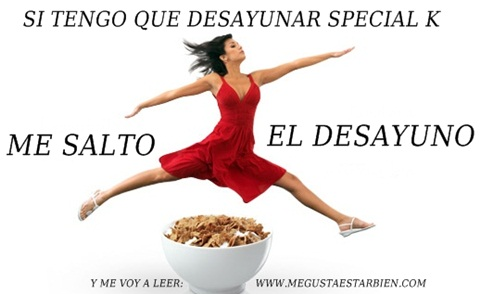 paso de los special k