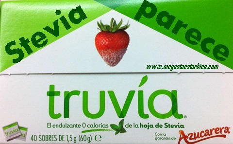 truvia stevia