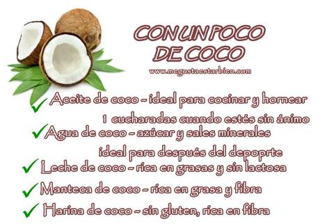grasa de coco
