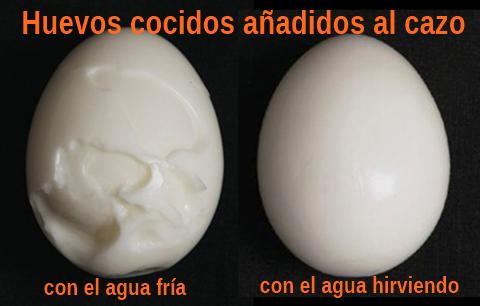 huevo cocidos mas faciles de pelar