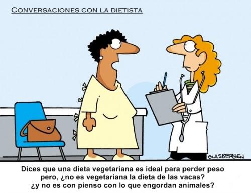 Conversaciones con la dietista