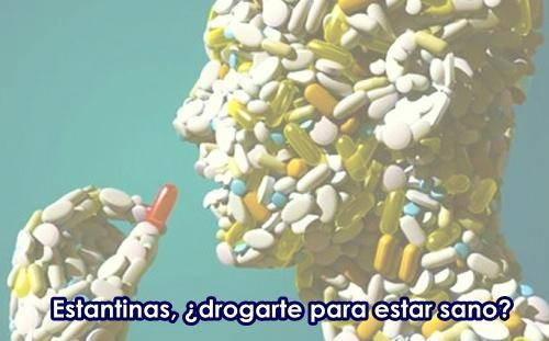 Estantinas drogas legales