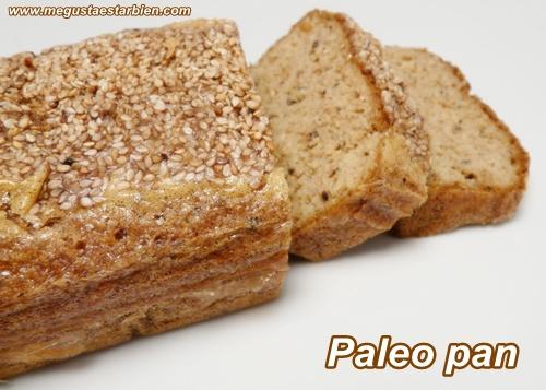 paleo pan sin gluten sin azúcar