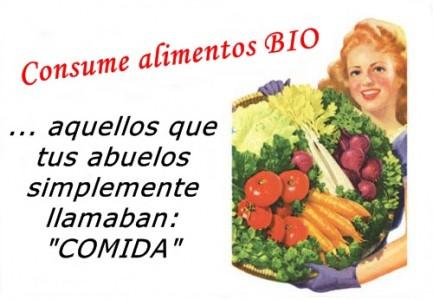 consume productos bio