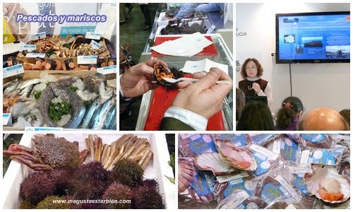 Pescados y mariscos en forum 2012