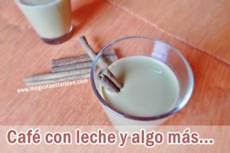 Cafe con leche y algo mas
