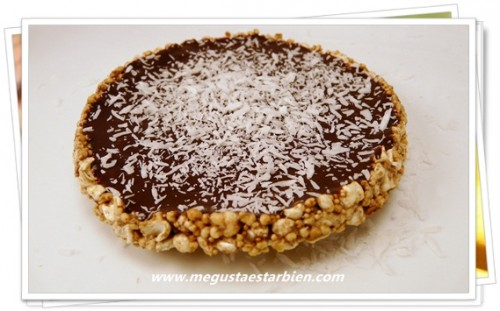 tortita chocolate