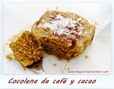 Cocolena de cafe y cacao