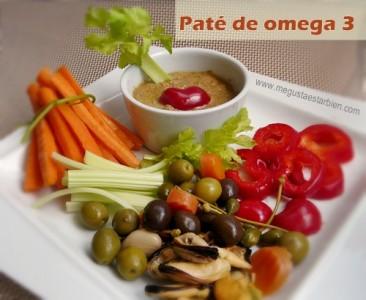 pate de omega 3