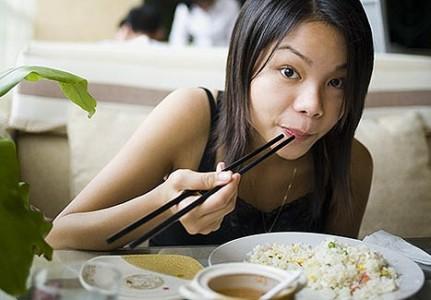 china come arroz