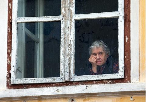 anciana sin vitamina d