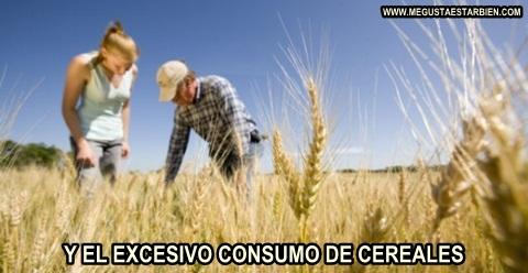 consumo de cereales