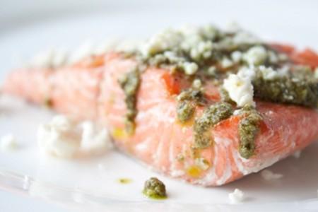 salmon cetogenica