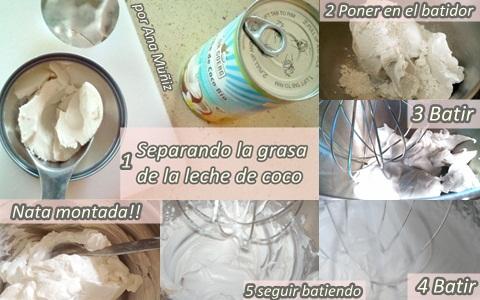 nata de coco como se hace