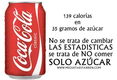 cocacola calorias