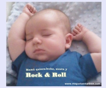 leche siesta y rock and roll