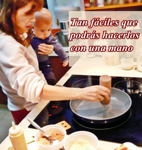 Cocinando con oliver