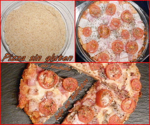 receta pizza low carb sin gluten