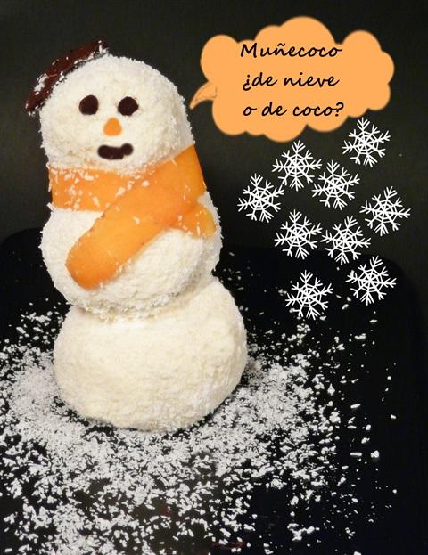 Muñecoco de nieve