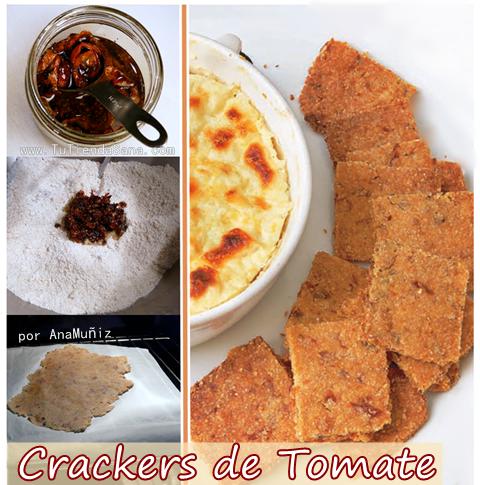 Cracker de tomate