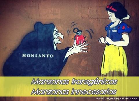 muerde la manzana y envenenate