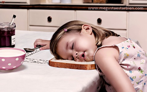 que comer para dormir