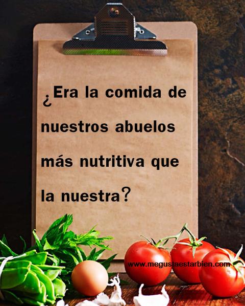 comida mas nutritiva